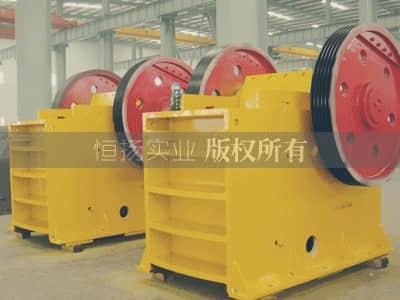 高品质破碎机械碎石机械在水利工程中的使用