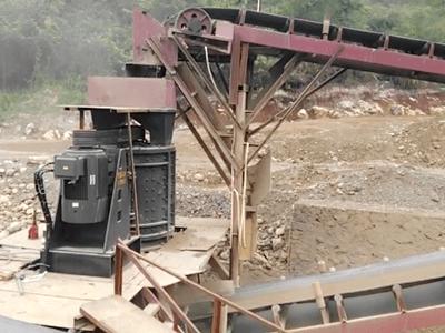 制砂生产线案例-恒扬实业数控制砂机现场,客户案例