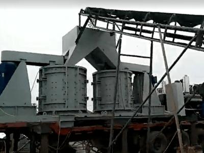 移动式破碎机,移动式制砂机破碎站内蒙古生产现场