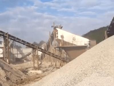 碎石生产线,石料生产线案例,恒扬实业砂石石料设备怎么样,您看了自己说