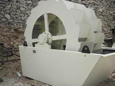 洗砂机产品图片