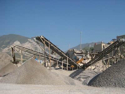 碎石生产线