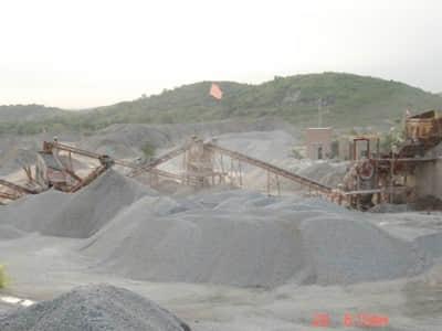 碎石料生产线