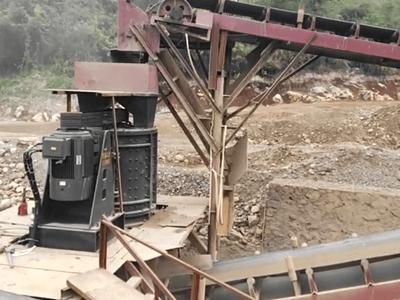 砂石料生产线