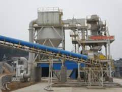 环保型砂石生产线,低粉尘绿色沙石生产线