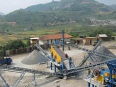 石头制砂生产线,石头制砂机案例